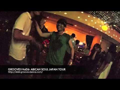 GROOVE!! -ABICAH SOUL JAPAN TOUR- pt1