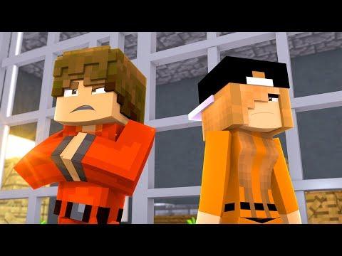 DESTROYING PARKSIDE! - Parkside Prison The Movie - (Minecraft Roleplay) Part 4/6