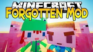 Minecraft Mods - FORGOTTEN FEATURES MOD