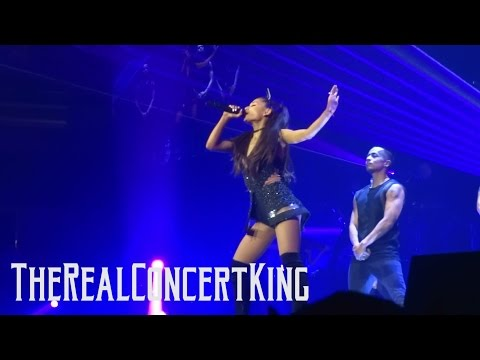"Ariana Grande - ""Hands On Me"" (Live In Anaheim 4-10-15)"