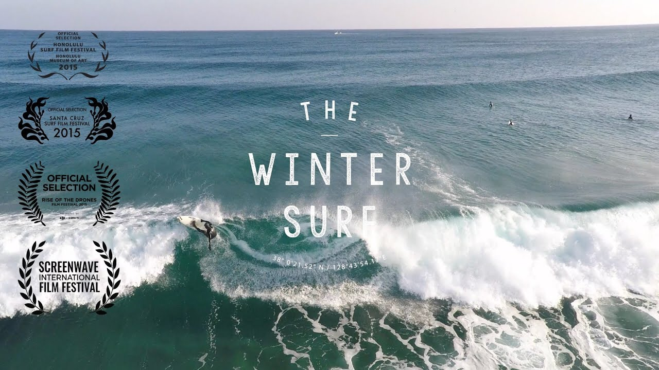 The Winter Surf Filmed In South Korea YouTube - The 7 best beaches for winter surfing