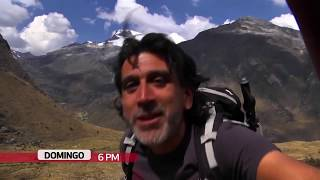 Reportaje al Perú (TV Perú) - Callejón de Huaylas - 29/10/17 (promo)