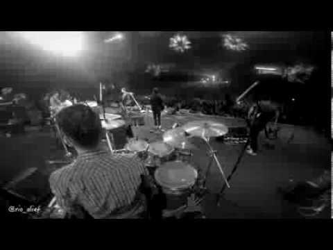 RIO ALIEF - Dia Dia Dia by Afgan (Drum Cam JJF 2014)