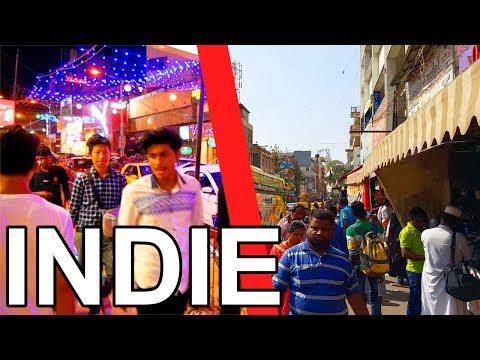 BANGALORE - DWA ŚWIATY KONTRASTÓW - INDIE #515