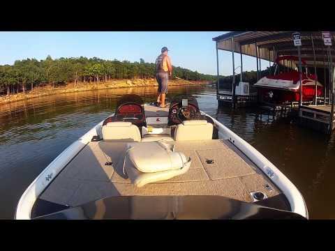 Keystone lake bass fishing youtube for Keystone lake fishing report