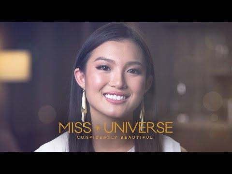 Up Close: Miss Universe Singapore Cheryl Chou