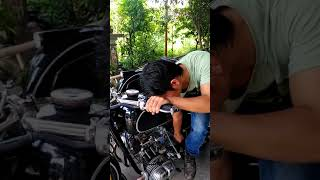 Review thực tế cj750 lên BMW tại Việt Nam (đang review mà quên mở khoá xăng)
