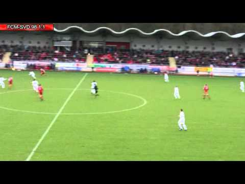 FC Memmingen - SV Darmstadt 98  17.Spieltag Regionalliga Süd