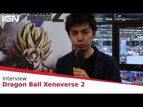 Dragon Ball Xenoverse 2 : Interview Hirano Masayuki - Japan Expo 2016