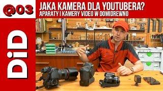@03. Kamera Dla Youtubera - Sprzęty Video W Domidrewno.