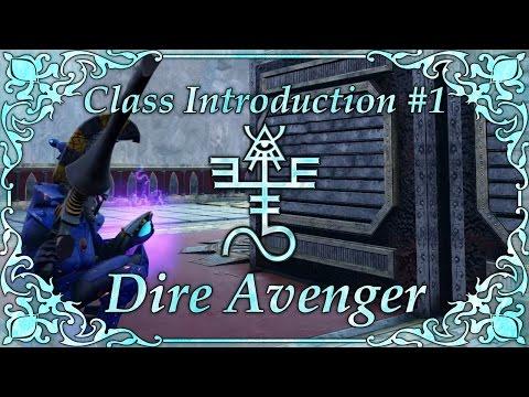 Eldar Class Introduction #1: The Dire Avenger