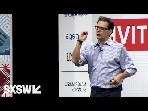 Daniel Pink: Fear, Shame, Empathy & More Ways to Change Behavior | Interactive 2015 | SXSW