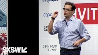 Daniel Pink: Fear, Shame, Empathy & More Ways to Change Behavior | Interactive 2015 | SXSW thumbnail