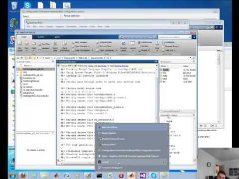 Matlab Simulink demo of ultimate trading quant research for trading model with C++ for HFT