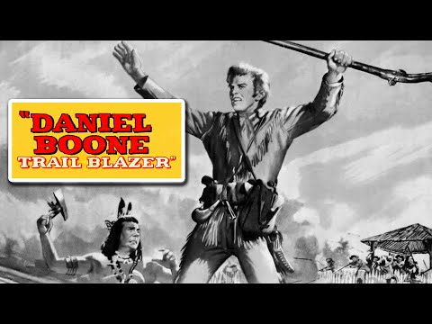 Daniel Boone, Trail blazer | 1956