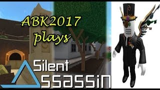 Roblox Silent Assassin: A few rounds...