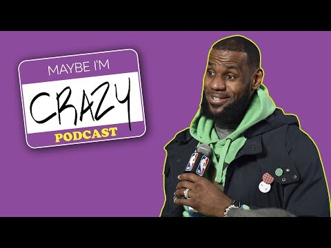 Beyoncé, Bron Bron, and Beards | EPISODE 37 | MAYBE I'M CRAZY