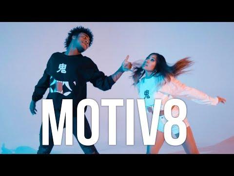 Motiv8 - J. Cole - (Dance Video)