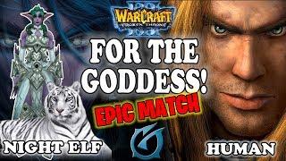 "Grubby | ""For The Goddess!"" [EPIC] | Warcraft 3 | NE vs HU | Turtle Rock"