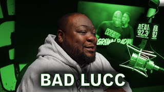BAD LUCC Speaks TRUTH On Writing for Snoop Dogg, Popping Too Many Pills & Saving His Relationship