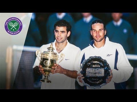 Pete Sampras vs Pat Rafter: Wimbledon Final 2000  Highlights