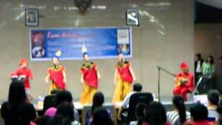 Vocal Group Kota Palu FLS2N Doismpn 1 Palu