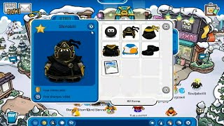Club Penguin - Shadow Ninja Hack Tutorial!