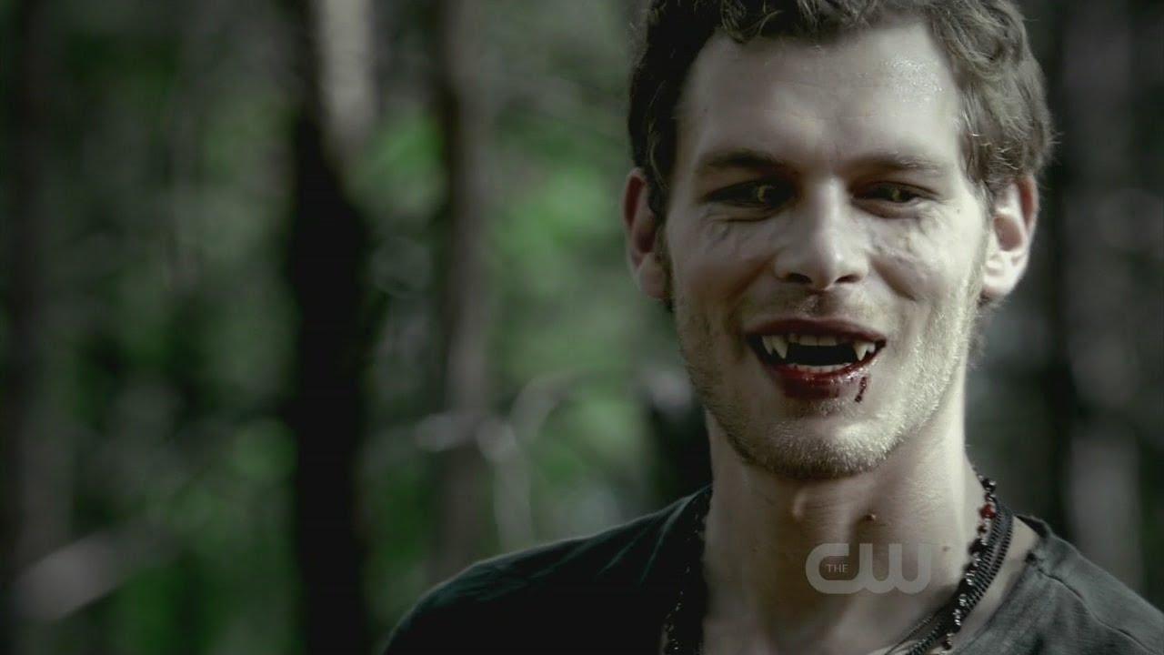 Vampire Diaries Klaus Kind