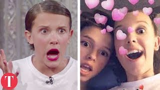 Why Millie Bobby Brown Is Too Young To Be Dating Jacob Sartorius | Talko News