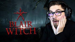 Blair Witch | Horrorek z LJay'em *PULSOMETR* - Na żywo