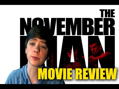 The November Man movie review