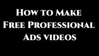 جعل المهنية الحرة إعلانات الفيديو في الهندية