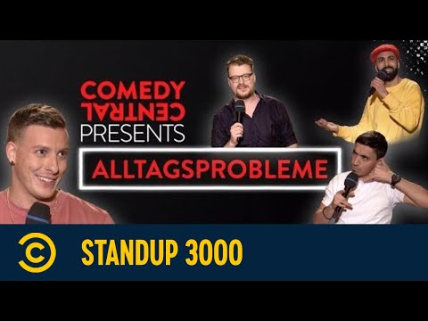 Alltagsprobleme | Staffel 1 - Folge 1 | Comedy Central Presents ... STANDUP 3000