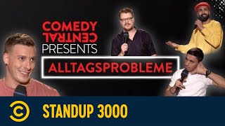 Alltagsprobleme   Staffel 1 - Folge 1  Comedy Central Presents ... STANDUP 3000