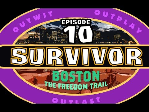 "Survivor Boston: The Freedom Trail - Finale - ""Bleep That Out"""