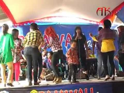 Dangdut campursari Prau Layar - Aning Rajawali Junior