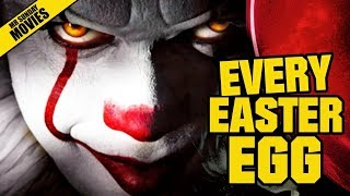 It (2017) - All Easter Eggs & Deleted Scenes