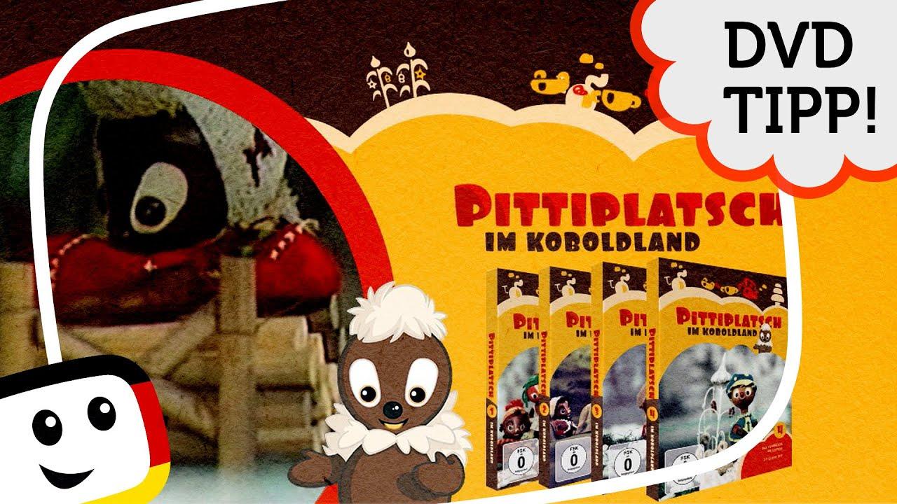 Sandmännchen Dvd Tipp Pittiplatsch Im Koboldland Vol1 Bis 4 Auf