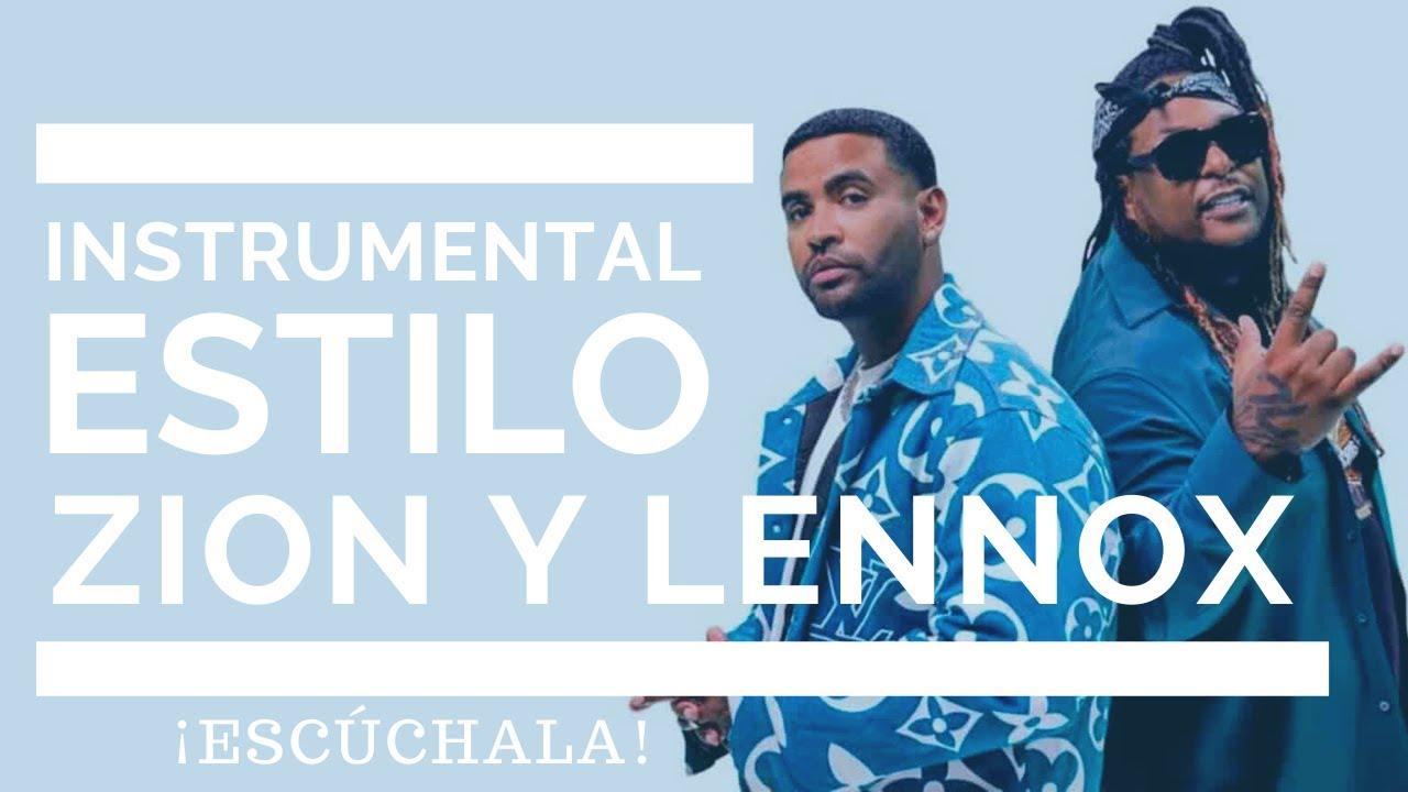 Instrumental Estilo Zion Y Lennox |  Justin Quiles | Reggaeton Beat | Pista | 2021