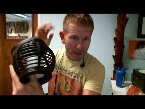 Solar Lantern Basket