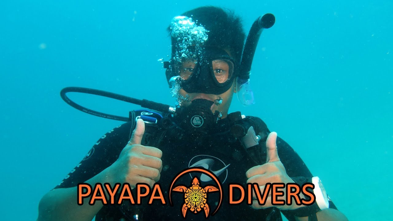 Open Water Diver Course with J.M., Bulalacao, Oriental Mindoro
