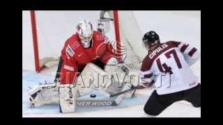Латвия -  Швейцария 2:3 ЧМХ МИНСК