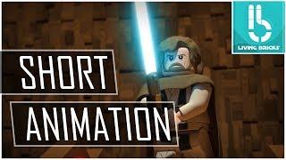 """Darkness Rises"" - A Lego Star Wars Story by Erik Petnehazi (Graded Unit) 720p"