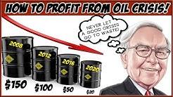 Warren Buffet & Oil Crisis April 20 2020 🚨BITCOIN LIVE Crypto Price Analysis TA & BTC USD News Today