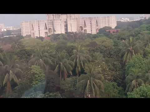The National Parliament House of BD | jatiyo sangshad bhaban architecture