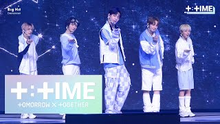 [T:TIME] 'Poppin' Star' stage @ SHINE X TOGETHER - TXT (투모로우바이투게더)