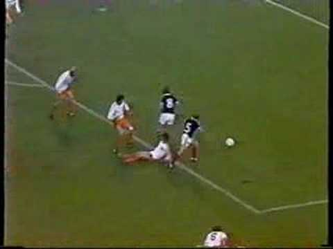 Archie Gemmill's World Cup Goal