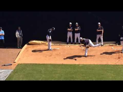 Yankees' Aroldis Chapman throws first bullpen of spring training