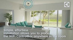 Wifi ControlBox - Electrolux - AirConditioner
