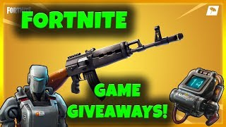 Fortnite with Subs! Hunting Party Skin LIVE!!!